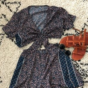 BOHO romper! Earthbound Trading Co.